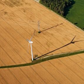foto windmolens