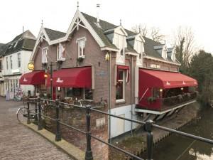 Foto van Café-Restaurant De Veldpoort